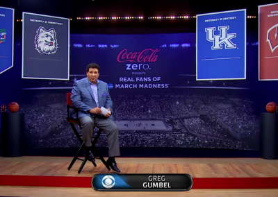 Coke Zero Presents Real Fans Of March Madness – CBS Full Show