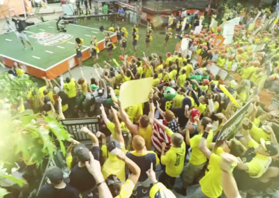 Section Zero ESPN College GameDay Recap 2013 – Coke Zero