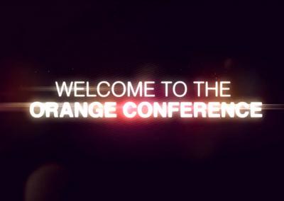 Orange Conference Opener – Orange