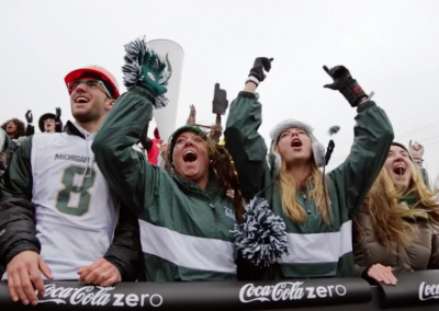 Section Zero ESPN College GameDay Recap 2014 – Coke Zero