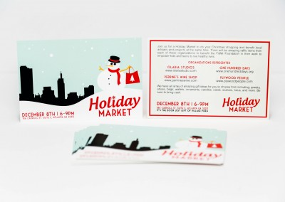 Holiday Market Rave Card – Plywood People