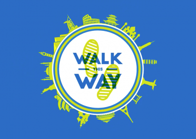 Walk This Way Title Package – Camp Kid Jam