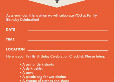FBC Baptism Checklist