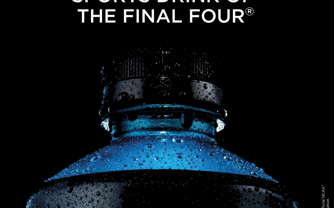 Final Four Digital Kiosk Ad – Powerade