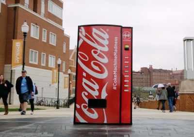 Coke Machine Madness Contest Campus Tour Video – The Coca-Cola Company
