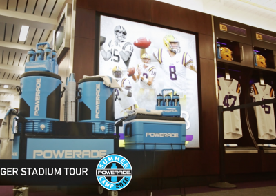 Powerade Summer Camp – Powerade