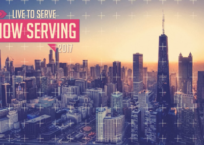 Live To Serve Title Package Treatment – Orange
