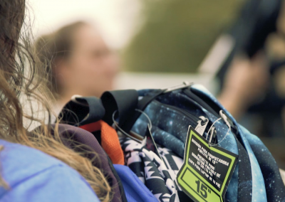 The Backpack Story – [Lifeway Christian Resources + North American Mission Board]