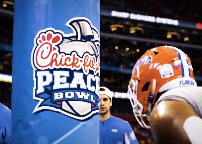 Peach Bowl Game Day Recap – Chick-fil-A Peach Bowl